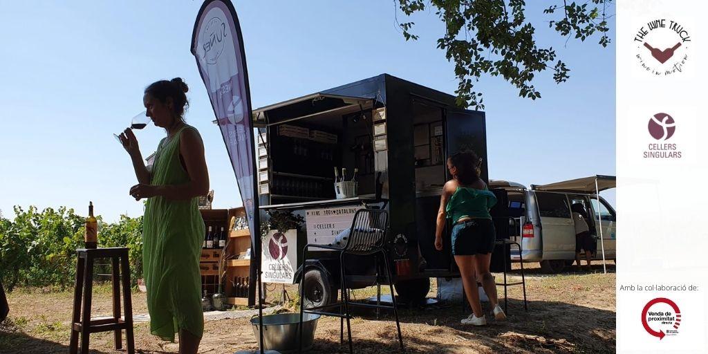The Wine truck cs 1